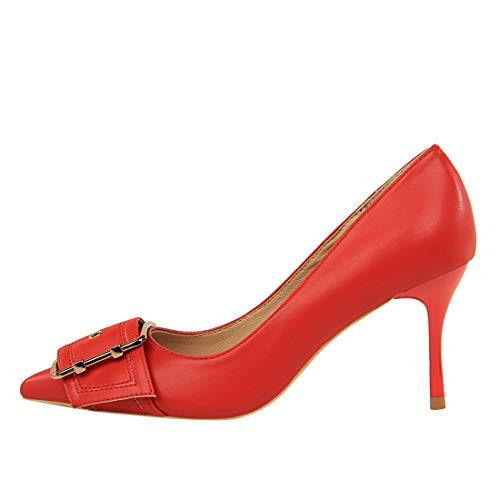 Danse 39 Joymod Femme Red Rouge MGM de Salon gW5BnwxqC