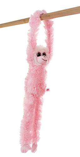 Aurora World - Hanging Monkey - Light Pink -