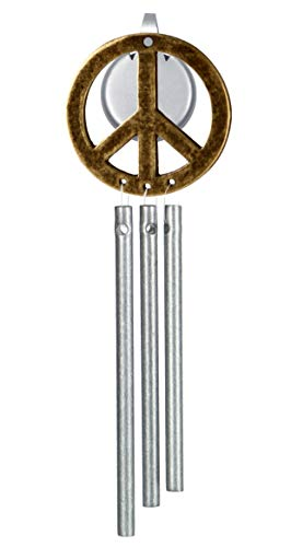 Jacob's Musical Magnetic Adornament Chime, Peace Sign