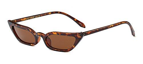 Small Cat Eye Sunglasses Clout Goggles Retro Fashion Eyewear Candy - Shades 90s