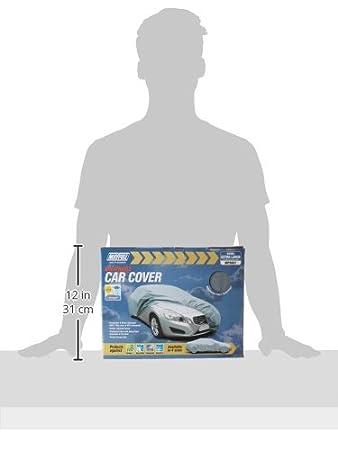 Maypole 9881 Funda para Coche Completa Transpirable, XL: Amazon.es: Coche y moto