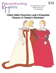 1540s-60s Florentine Lady