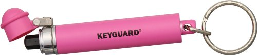 Mace Security International MSI 10% PEPPER KEYGUARD 3GM PINK