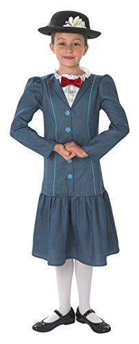 [Extra Large Girls Mary Poppins Costume] (Mary Poppins Costume Child)