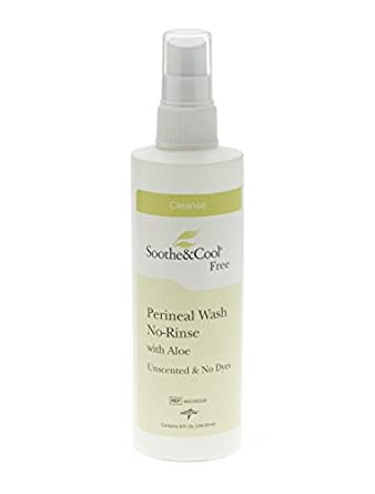 Medline Soothe and Cool No Rinse Perineal Spray
