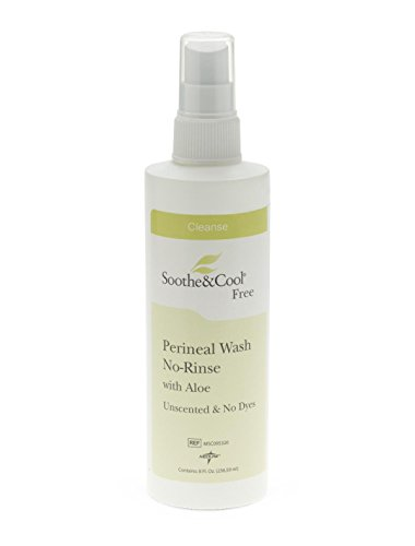 Medline Soothe and Cool No Rinse Perineal Spray (Wash Medline)