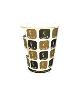 340,2gram Cafe-mocha jetables isotherme Tasses–1000 2gram Cafe-mocha jetables isotherme Tasses-1000 DPA-PACKAGING