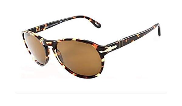 e60e9a4581 Persol 2931S-985/57 Gafas de Sol, Marrón, 53 mm Unisex Adulto: Amazon.es:  Ropa y accesorios