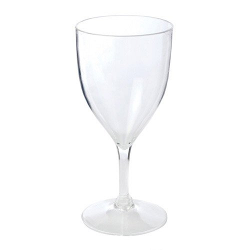 True 849 Fabrication Hardy: Acrylic Wine Glasses 14 oz Multi Color