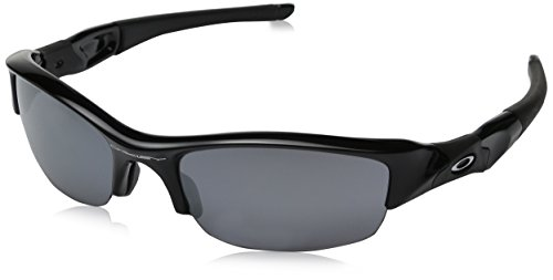 Oakley Flak Jacket Sunglasses-Jet Black/Black - Sunglasses Flak Oakley Jacket Black