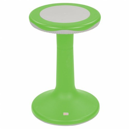 20'' K'Motion Stool - Green by Kaplan Early Learning Company