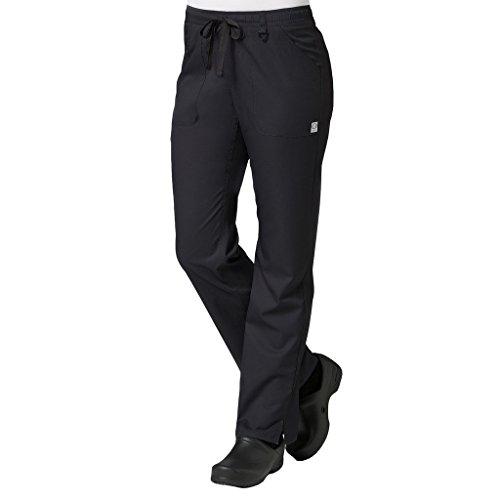 Zipper Front Scrub Pant - 6
