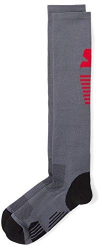 - Starter Adult Unisex Compression Socks, Amazon Exclusive, Iron Grey, Large/Extra Large (Women's Shoe Size 10-13; Men's Shoe Size 9-12)