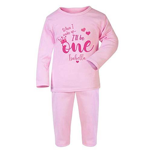 Birthday Pyjamas Pjs Personalised