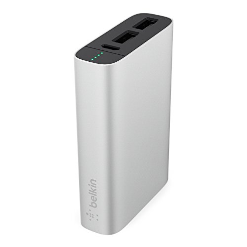 Belkin Metallic Portable Charger Battery