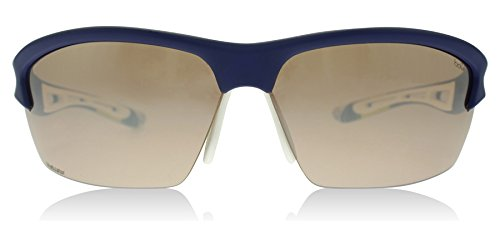 Bolle 12170 12170 Blue Yellow Bolt Wrap Sunglasses Cycling, Running, Lens Categ ()