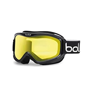 Bolle Mojo Snow Goggles (Shiny Black, Lemon)