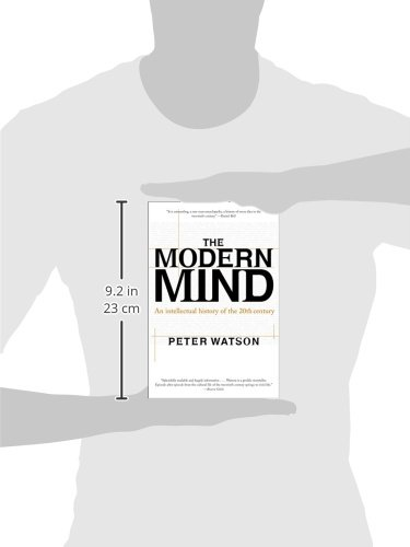 Download The Modern Mind An Intellectual History Of The 20th Century By Peter Watson
