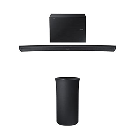 Samsung HW-J7500R Soundbar with WAM1500 Wireless Speaker