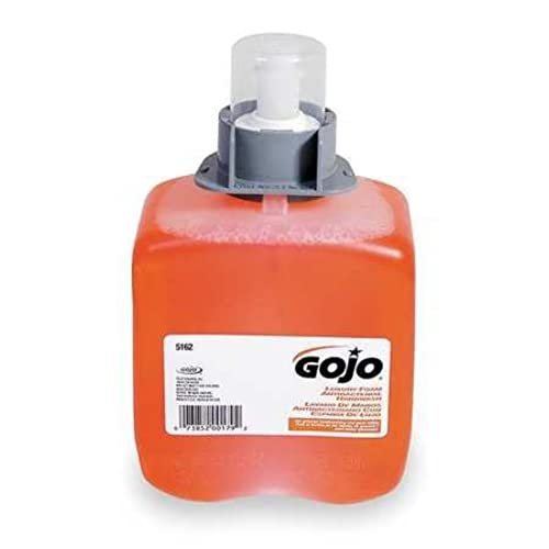 Cheap GOJO 1250 mL Orange Blossom Antibacterial Soap Refill