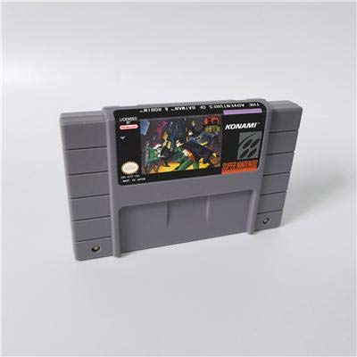 Game card - Game Cartridge 16 Bit SNES , Game Batman Series Game The Adventures of Batman & Robin Batman Forever Batman Returns Action Game Card US Version English Language