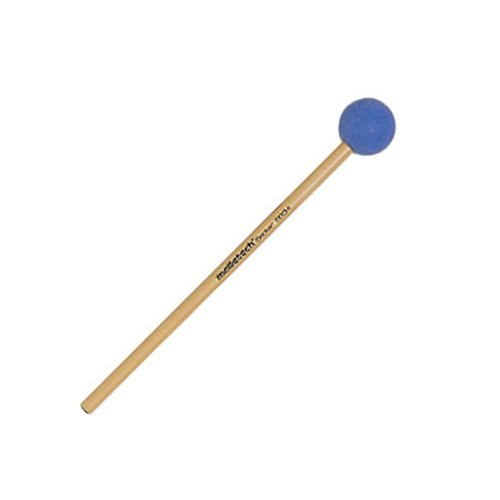 Blue Hard Mallet (Malletech Bob Becker Xylophone Mallet - Medium Bright Blue Medium Hard)