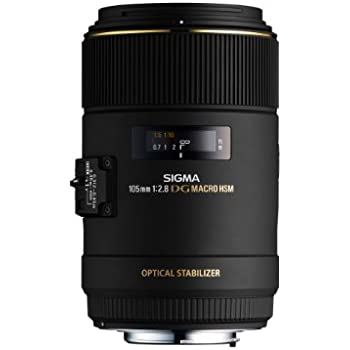 Sigma 105mm F2.8 EX DG OS HSM Macro Lens for Sony SLR Camera