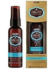 Hask Repairing Shine Hair Oil Argan Oil, 2 Ounce