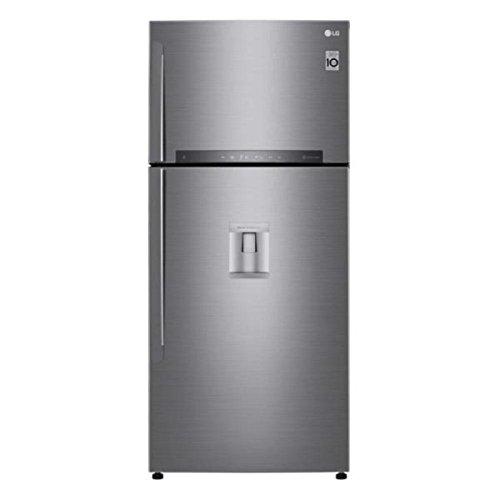 LG GTF7851PS Independiente 509L A++ Acero inoxidable nevera y ...