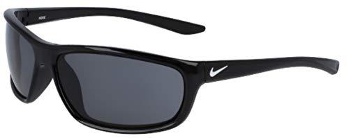 Sunglasses NIKE DASH EV 1157 070 Black/White/Dark Grey