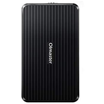 Amazon.com: IAUGO Hard Drive Enclosure USB 3.0 External Hard ...