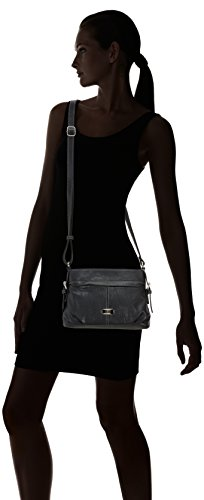 Gabor Women's Lisa Lisa Bag Cross Gabor Women's Black Body 60 Schwarz Cross SwIqFtwxT