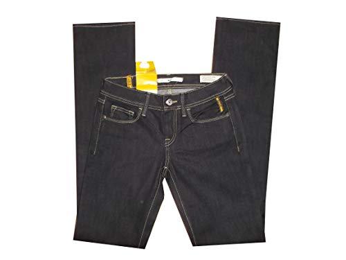' Jeans Meltin' Da Bassa Blu Vita Elasticizzati Dritto Melia W 25 Pot Denim Donna OOCxwrqHE