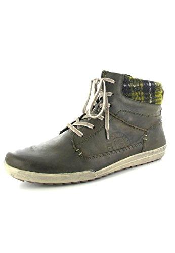 SALE - JOSEF SEIBEL - Dany 02 - Damen Boots - Gr眉n Schuhe in 脺bergr枚脽en