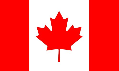 Bandera Canadá - 90 x 150cm LetsCollect-it FMISSACGHJH891