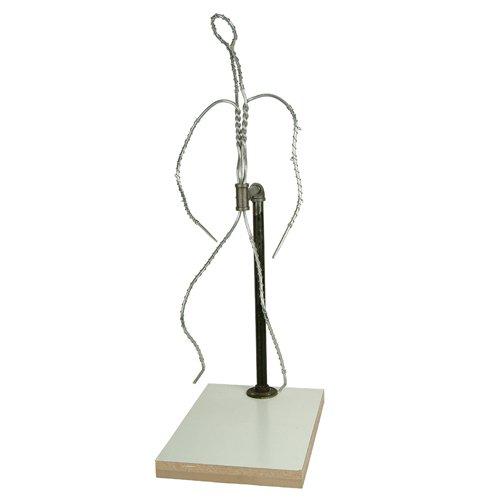 Sculpture House 18'' Almaloy Aluminum Figure Armature by Sculpture House (Image #1)