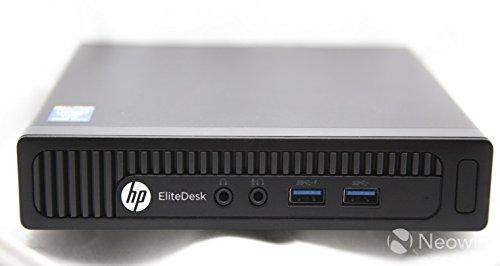 Fast HP 800 G1 Tiny Business Micro Tower Computer PC (Intel Core i5-4590T, 8GB Ram, 256GB SSD, WiFi, VGA, 2 x Display Ports) Win 10 Pro (Certified Refurbished)