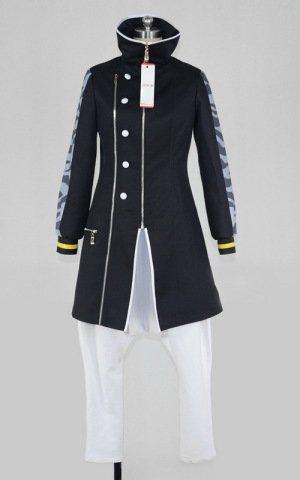 おそ松さん 十四松 バンド2 コスプレ衣装 女性XL