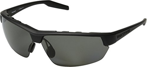 Native Eyewear Hardtop Ultra Polarized Sunglasses, Matte Black Frame