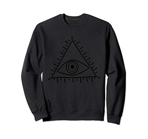 The Evil eye curse protection Sweatshirt