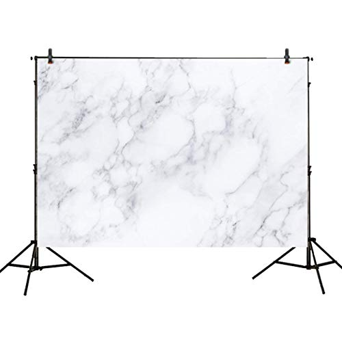 Allenjoy 7x5ft photography backdrops white gray Classic Marble Texture stone product Floordrop props photo studio booth background