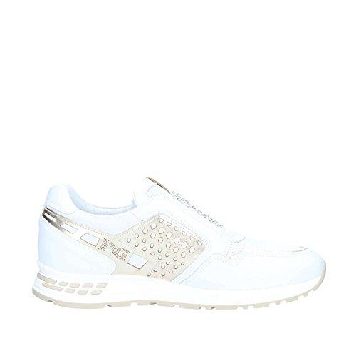 Giardini Nero Sneakers P805231D White Women dqxwqrFS8
