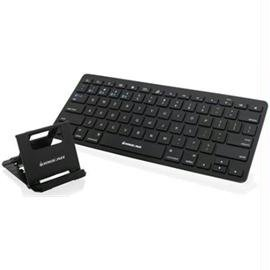 IOGEAR Keyboard GKB632B Slim Multi-Link Bluetooth Keyboard with Stand Electronic Consumer Electronics