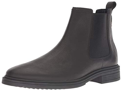 Cole Haan Men's Bernard Chelsea Boot Black, 13 M US]()