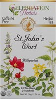 Wort thé 24 Sacs de Saint John