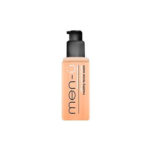男性-健康洗顔料(100ミリリットル) x4 - Men- Healthy Facial Wash (100ml) (Pack of 4) [並行輸入品] B072HJ7FX7