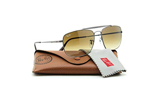 Ray-Ban RB3560 004/51 COLONEL Men Gradient Aviator Sunglasses 61mm