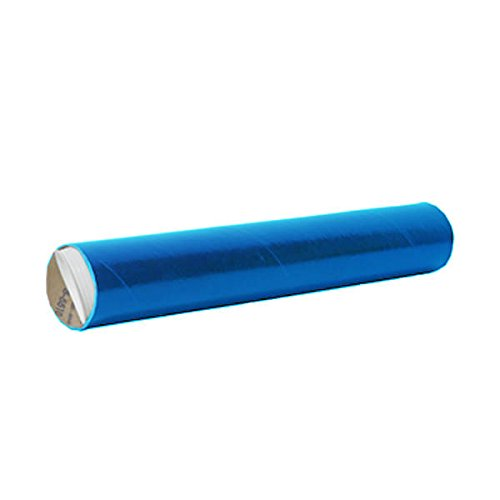 - JAM PAPER Mailing Tube - 2 x 24 - Blue - Sold Individually