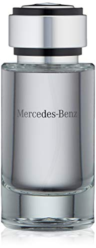 Mercedes Benz | Eau de Toilette | Spray for Men | Woody Spicy Scent | 4.0 oz (Best Gourmand Fragrances For Men)
