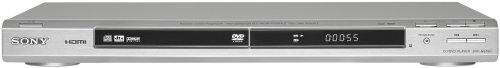 Sony DVPNS75H Single Disc Upscaling DVD Player by Sony